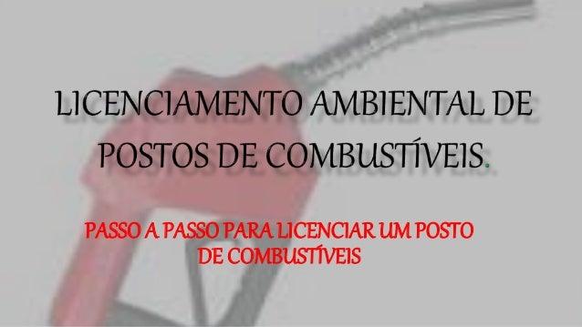PASSOA PASSOPARALICENCIARUM POSTO DE COMBUSTÍVEIS
