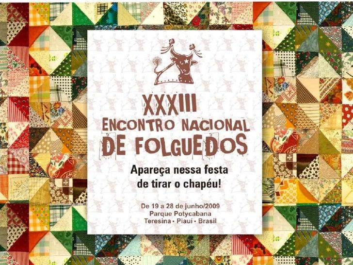 XXXIII ENCONTRO DE FOLGUEDOS