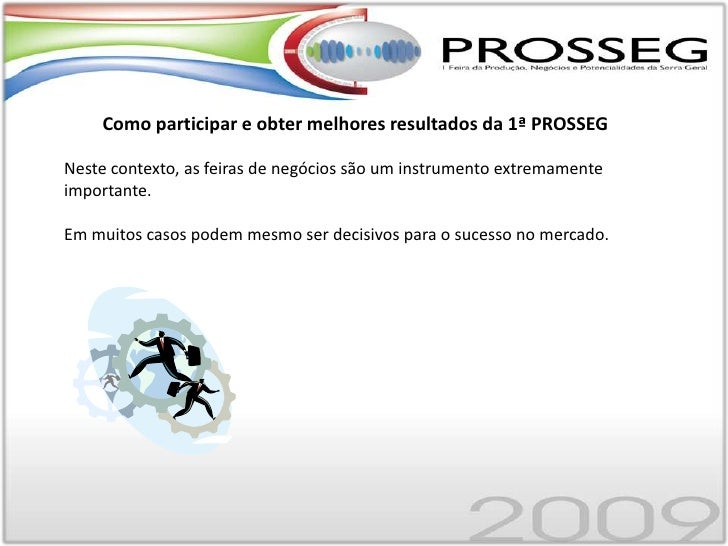 PROSSEG Slide 2