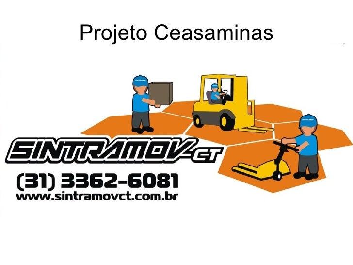Projeto Ceasaminas