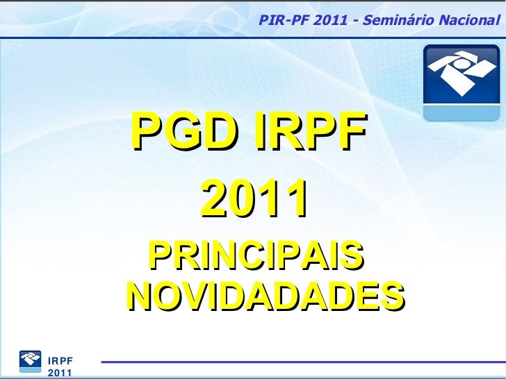 RETIFICAO PROGRAMA IRPF BAIXAR PARA 2011