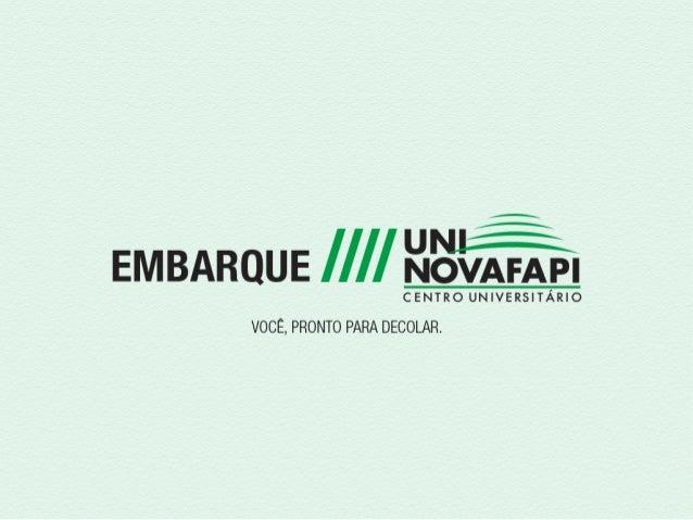 Embarque Uninovafapi