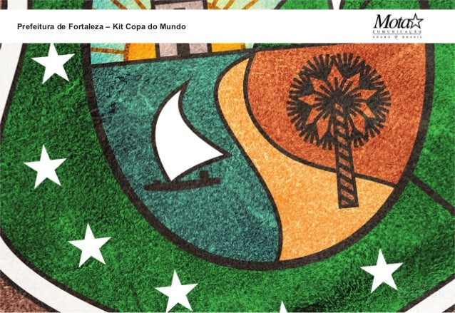 Prefeitura de Fortaleza – Kit Copa do Mundo