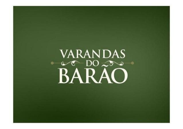 Varandas do Barão - Botafogo