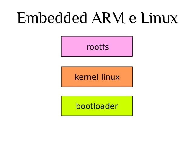 Embedded ARM e Linux