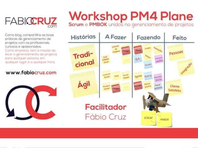 • Graduado em Adm, Gestão de TI e Pós-Grad em GP-TI  • Consultor Especialista em Gerenciamento de projetos  pela FabioCruz...