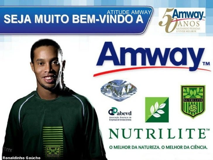 ATITUDE AMWAY