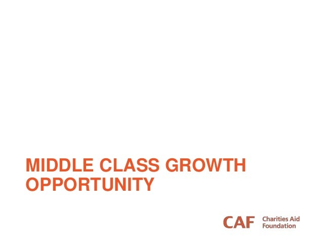 MIDDLE CLASS GROWTH OPPORTUNITY