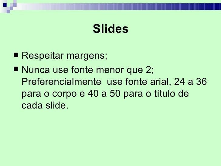 Apresentacao de tcc slides