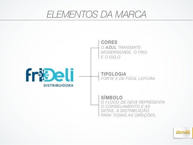 Apresentação de Marca - FriDeli