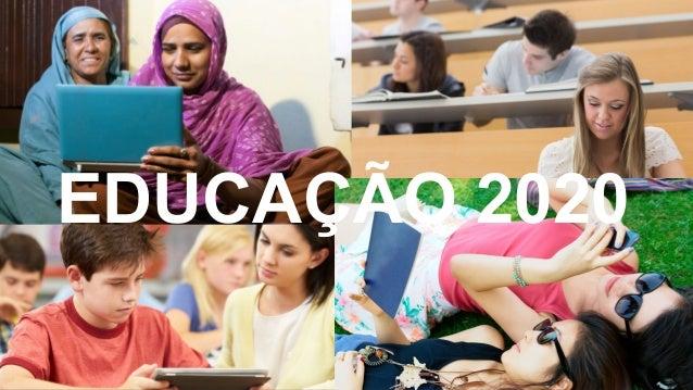 EDUCAÇÃO 2020