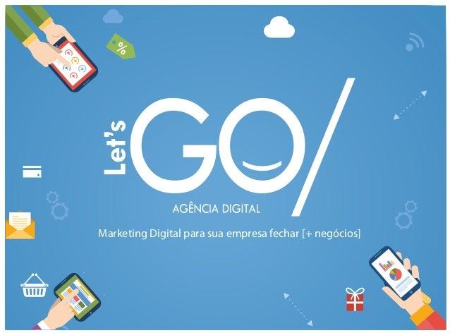 Marketing Digital para sua empresa fechar [+ negócios]