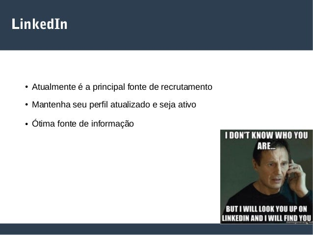 Muito Obrigado! Ricardo Prudenciato E-mail: ricardo@linuxsemfronteiras.com.br LinkedIn: https://www.linkedin.com/in/rprude...