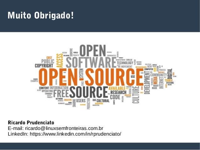 Mercado e Carreira Linux e Open Source