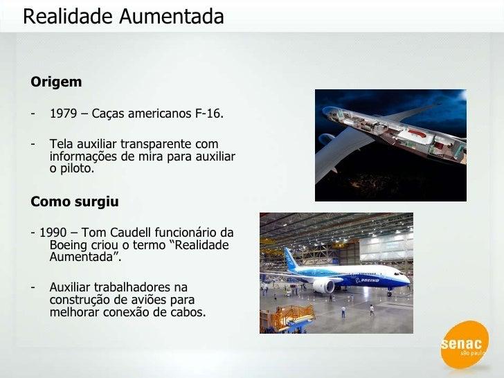 <ul><li>Origem </li></ul><ul><li>1979 – Caças americanos F-16. </li></ul><ul><li>Tela auxiliar transparente com informaçõe...