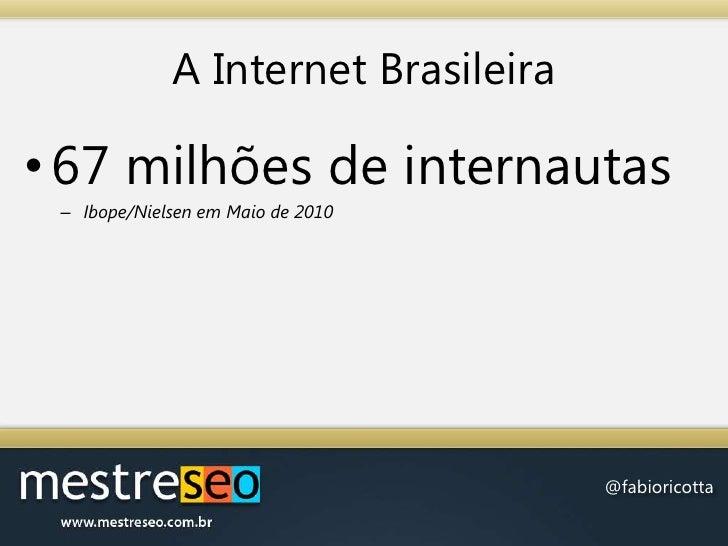 OMExpo Latino - Fábio Ricotta - SEO: Aumentando as visitas da sua empresa Slide 3