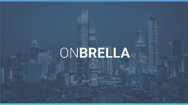 Overview Marin até OnBrella desde seu início das atividades até os dias atuais. Uma Central de Serviços Compartilhados Vej...