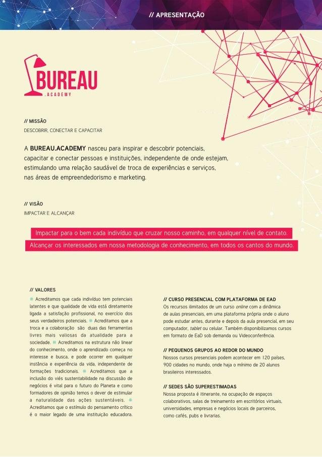 BUREAU.ACADEMY