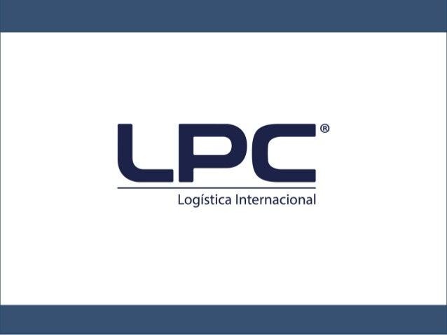 LPC - Logística Internacional