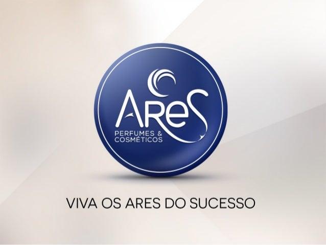Apresentação pré lançamento Ares