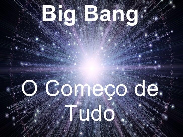Resultado de imagem para imagens sobre o big bang
