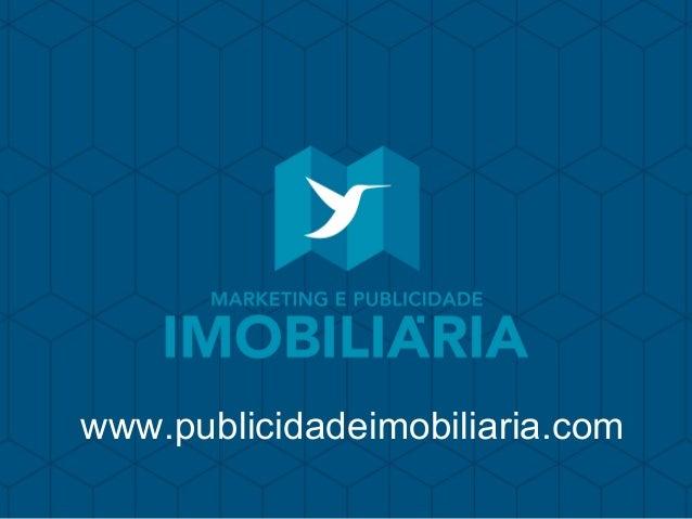 GANHANDO TEMPO E DINHEIRO NO STAND DE VENDAS  www.publicidadeimobiliaria.com Palestrante: Rony de Lima Meneses | www. pub...