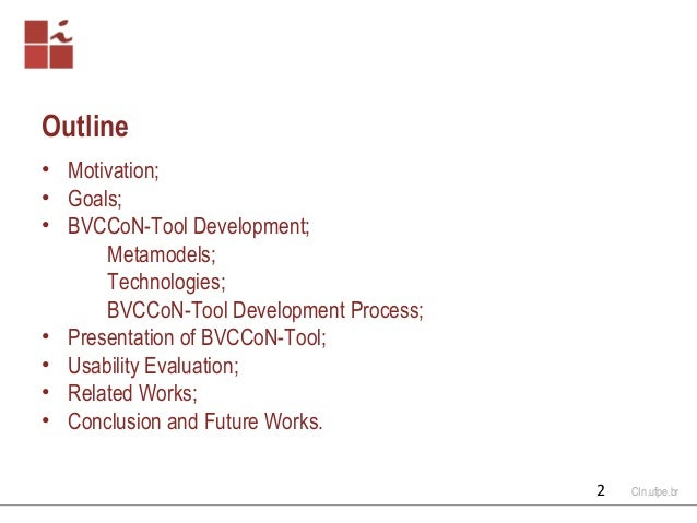 Bvccon tool a modelling tool to support dynamic businss for Dynamic configuration tool