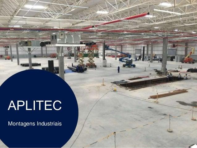 APLITEC Montagens Industriais
