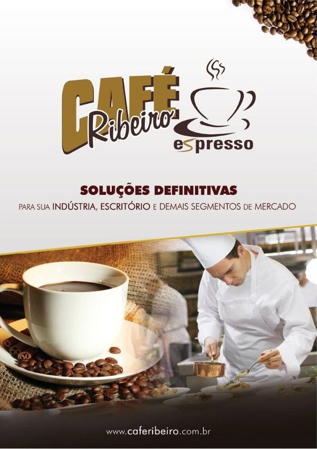 Apresentação Café Ribeiro
