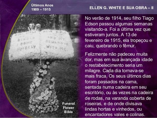 Ellen G White - E sua Obra II