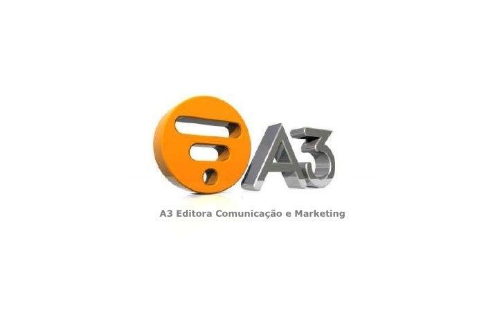 A3 Editora Comunicação e Marketing