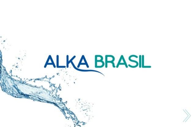 Apresentação Alka Brasil. Equipe Líder