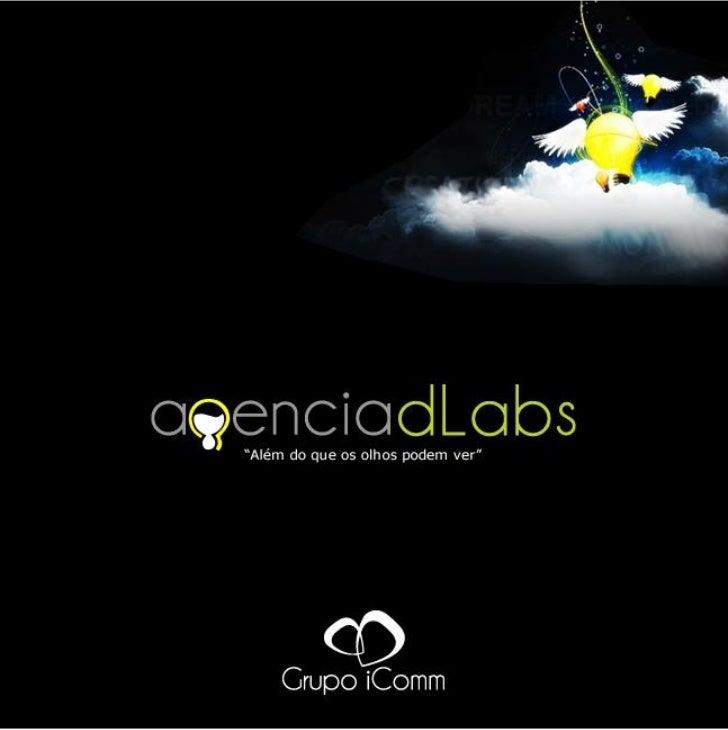 Apresentação Agência dLabs - Grupo IComm
