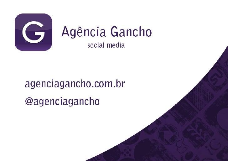 Apresentação Agência Gancho