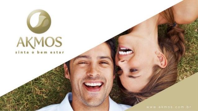 Holding Akmos A Holding Akmos posiciona-se na indústria do bem estar, alinhando produtos e serviços de alta tecnologia e d...