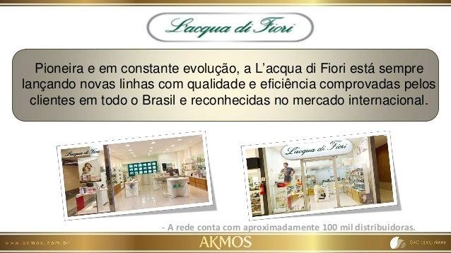 O mercado de beleza brasileiro é o que mais cresce no mundo. E o que faz a Akmos crescer tanto é uma combinação única de f...