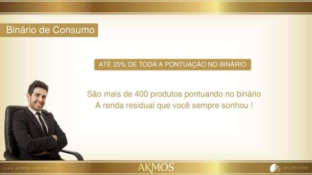 """AKMOS LANÇAMENTO 2013 """"NOVO PLANO"""""""