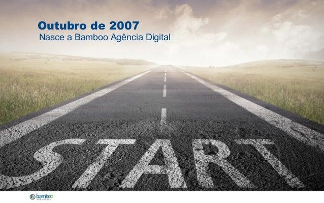 Bamboo Agência Digital - Inbound Marketing Slide 2