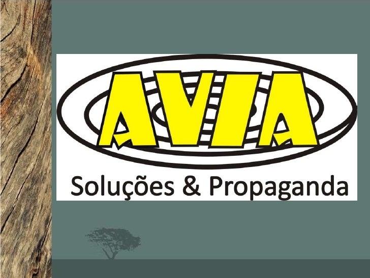 Apresentação do Projeto Experimental  - Agência Avia/Symon Rio