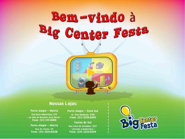 Apresentação Corporativa Porto Alegre Loja Zona Norte – Dona Sebastiana, 275. Telefone: 51 2111.6000
