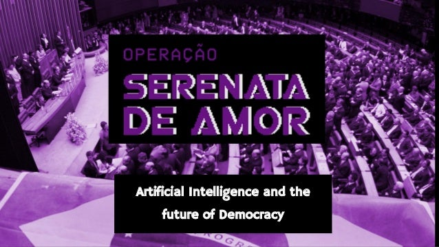 Artificial Intelligence and the future of Democracy