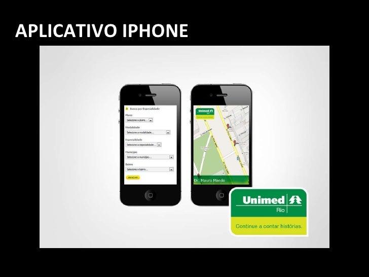 APLICATIVO IPHONE