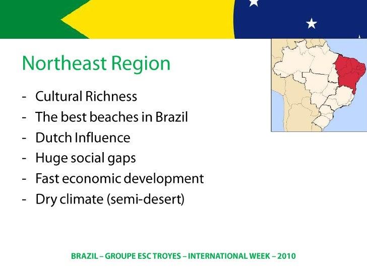 North Region<br /><ul><li>Home oftheAmazon Forest