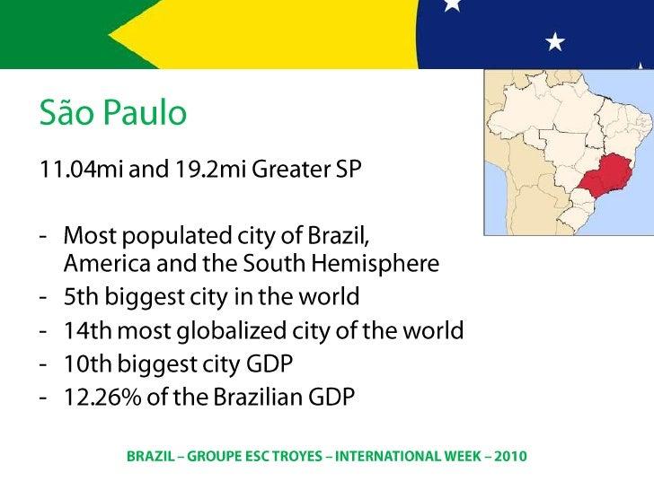 Center-West Region<br /><ul><li>Concentratesthemajorityofagribusiness in Brazil