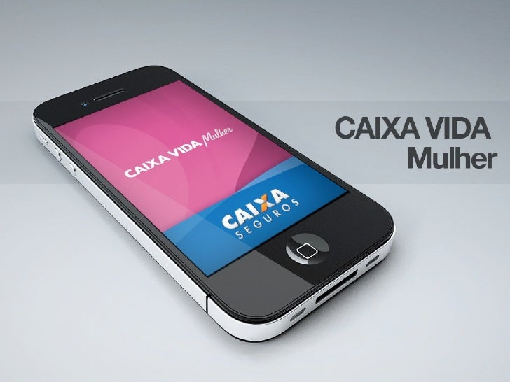 CAIXA VIDA Mulher