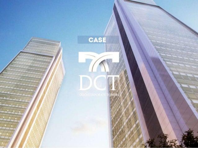 Case DCT - O ÍCONE DE UMA NOVA ERA