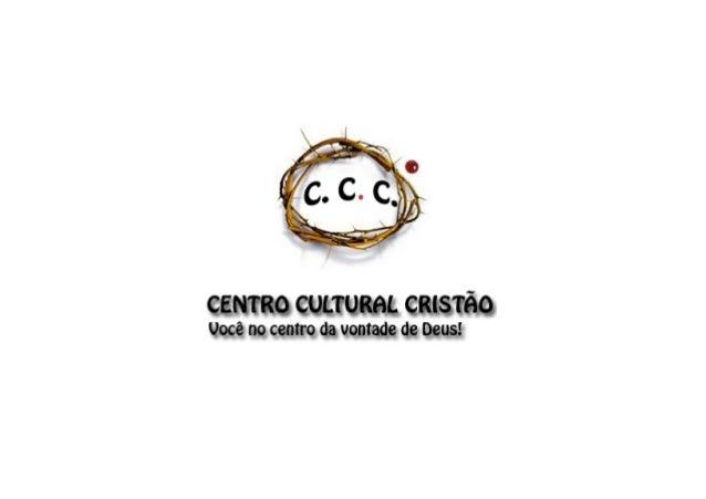 CENTRO CULTURAL CRISTÃO