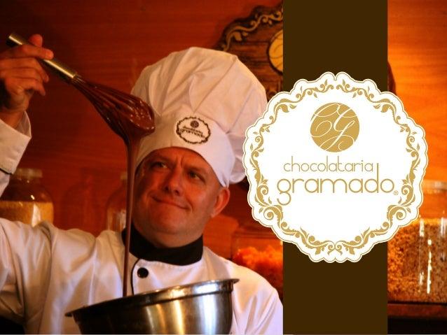 Apresentação Chocolataria Gramado | Gourmet