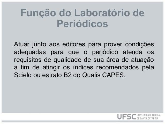 Laboratório de Periódicos Slide 2