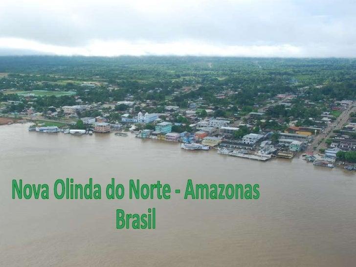Nova Olinda do Norte - Amazonas Brasil
